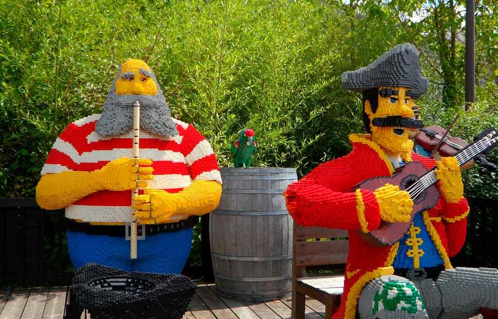 O que fazer em San Diego: Legoland