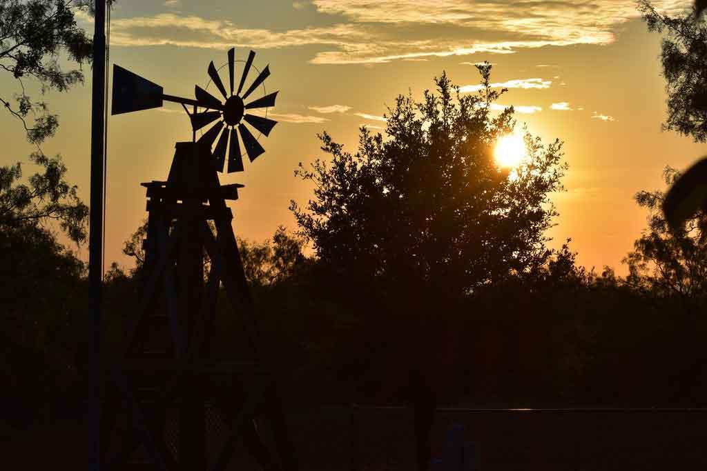 O que fazer no Texas: Clima