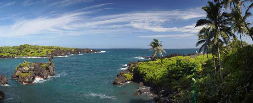 praia do havai hana coast