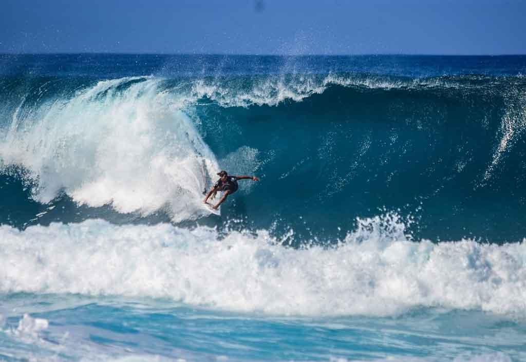 Praias do Havai Pipeline