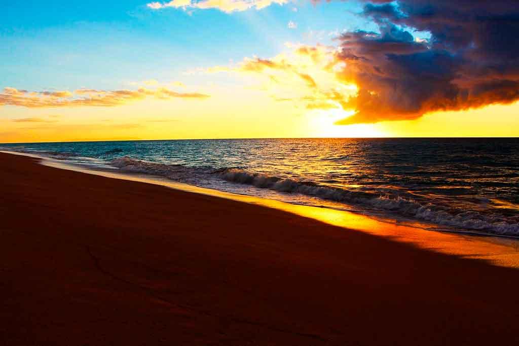 Praias do Havai Polihale