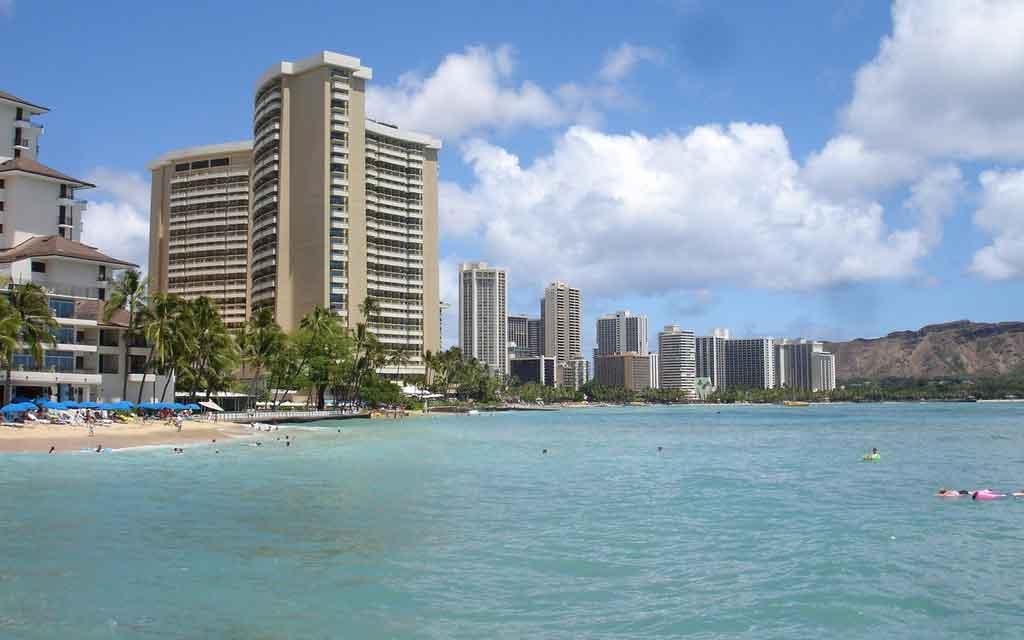 praias do havai quando ir