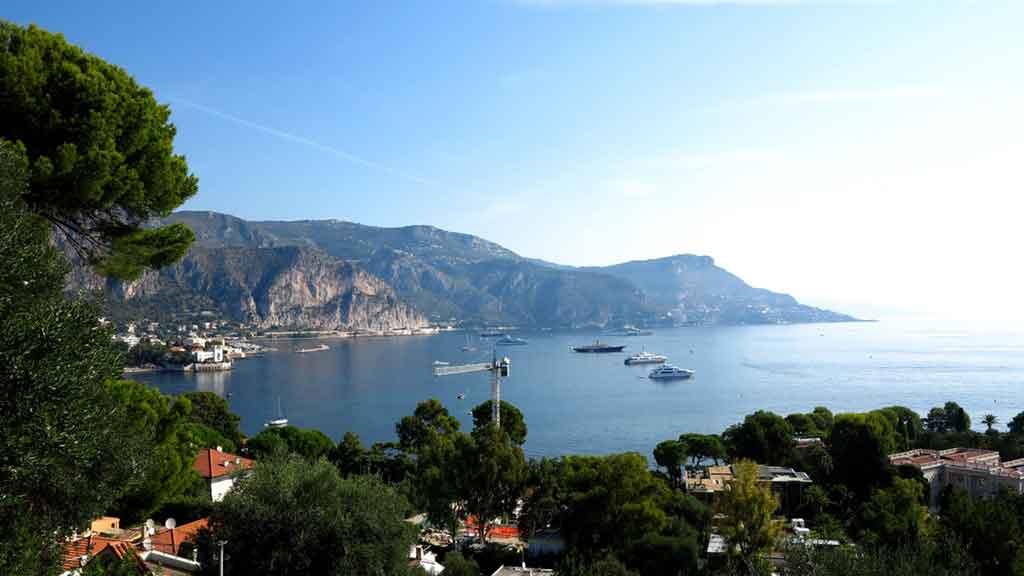 O que é a Riviera Francesa?