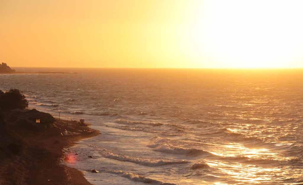 Santorini Grécia: assistir ao pôr do sol