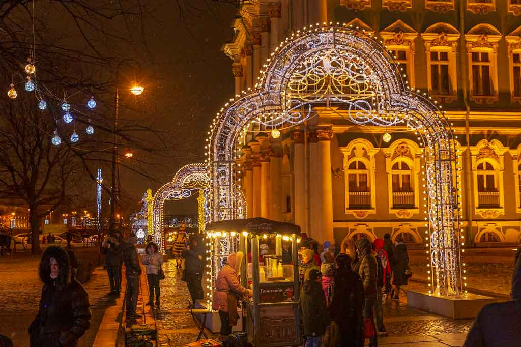 São Petersburgo Avenida Nevsky