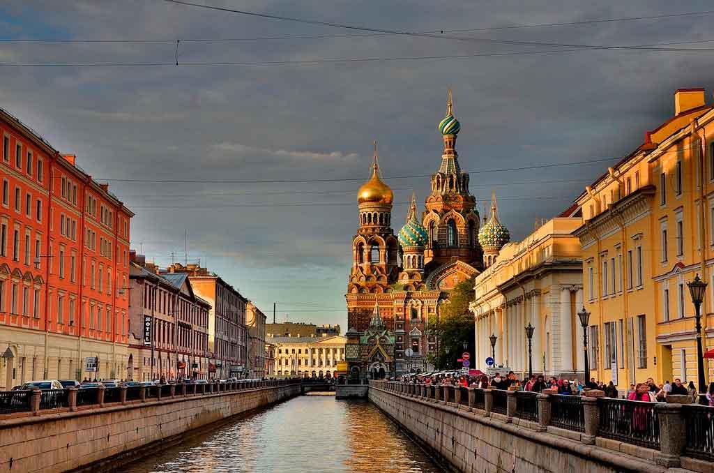São Petersburgo Dicas