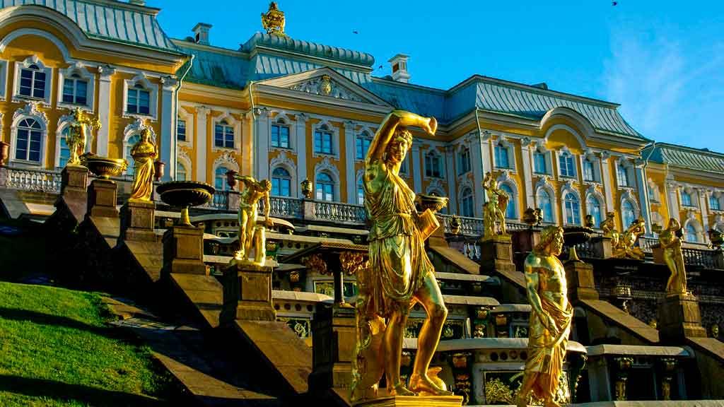 São Petersburgo: Peterhof