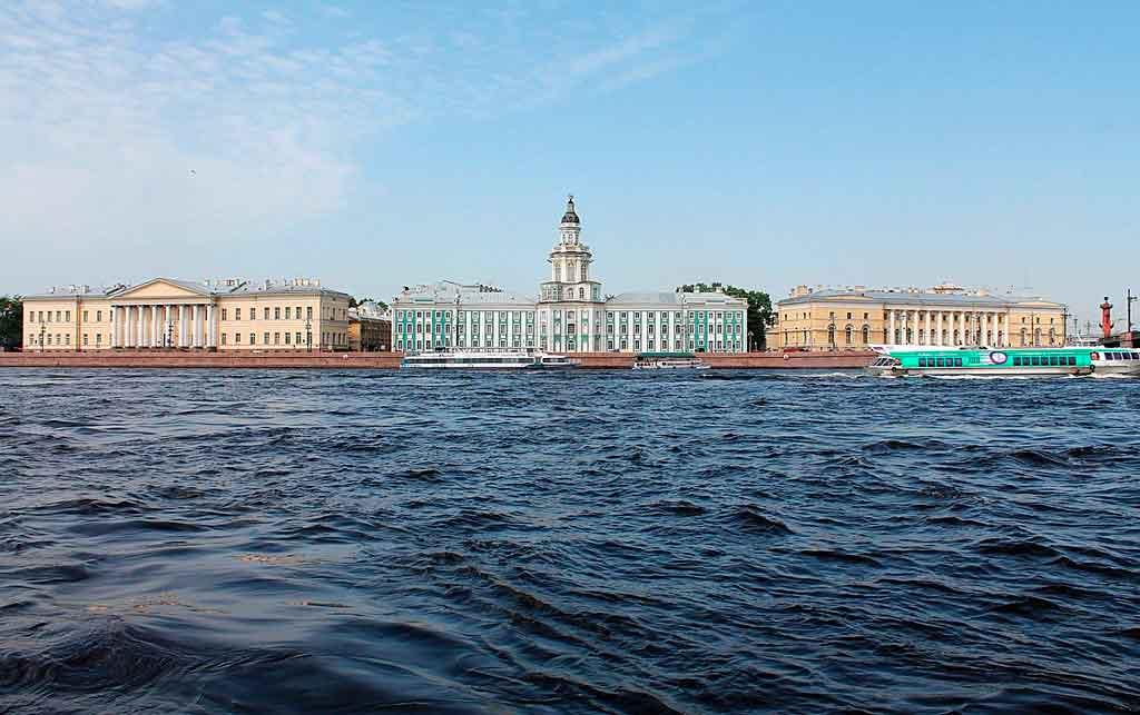 São Petersburgo roteiro