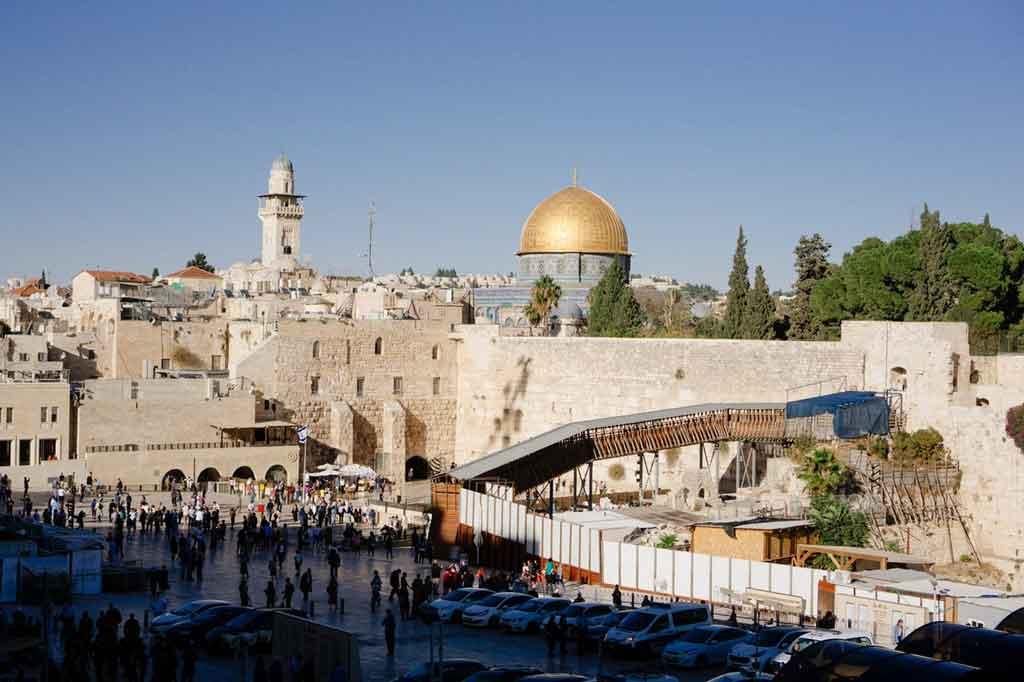 Sugestão de roteiro em Jerusalém