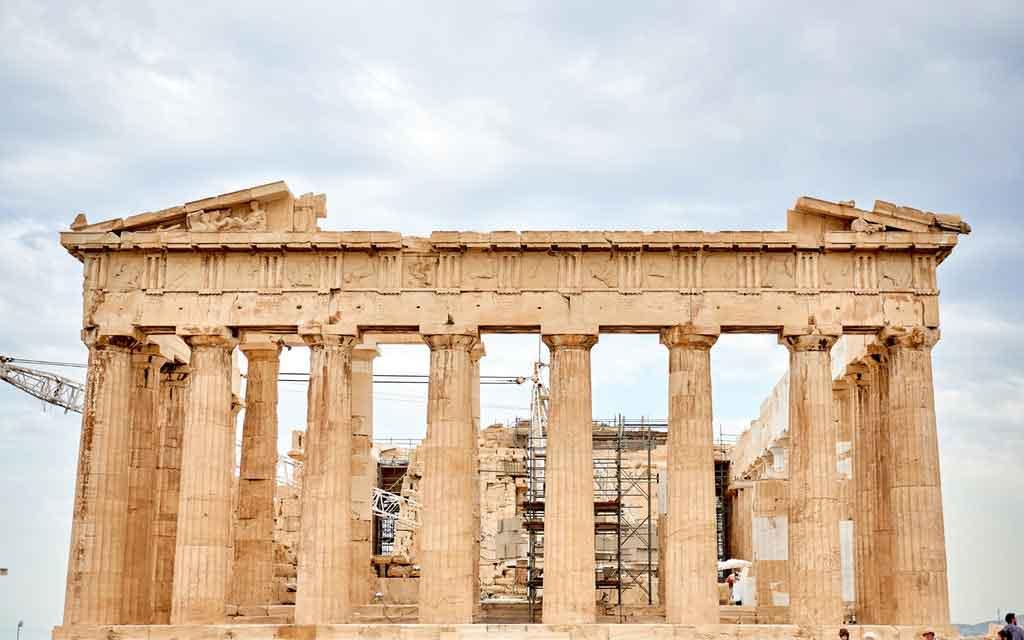 Turismo na Grécia: outros lugares