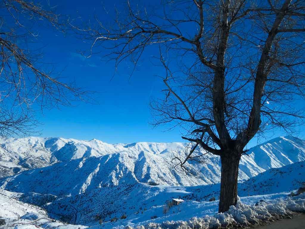 Valle nevado: melhor época