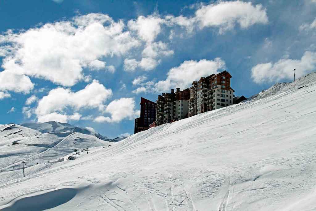 O que tem para fazer no Valle nevado