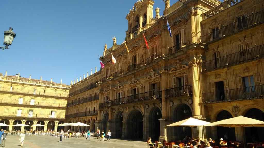 Cidades da Espanha: Salamanca
