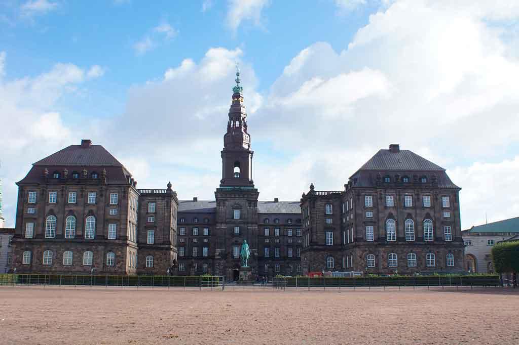 Copenhagen: Castelo Christianborg