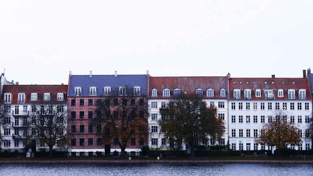 Como é o clima de Copenhagen