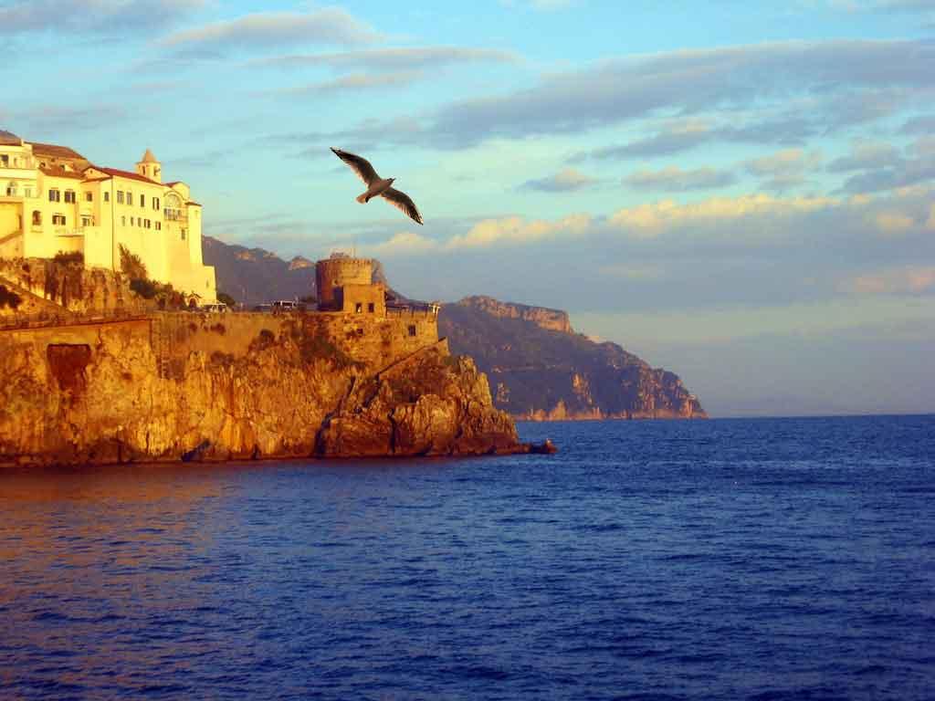 Como ir para a Costa Amalfitana