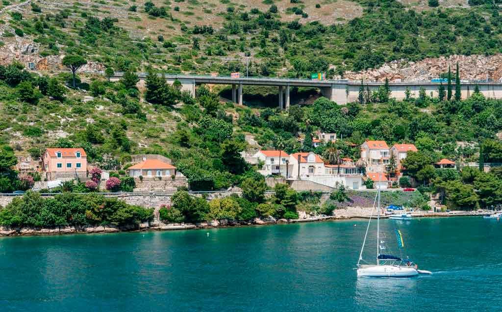 cruzeiro europa Croacia Litoral