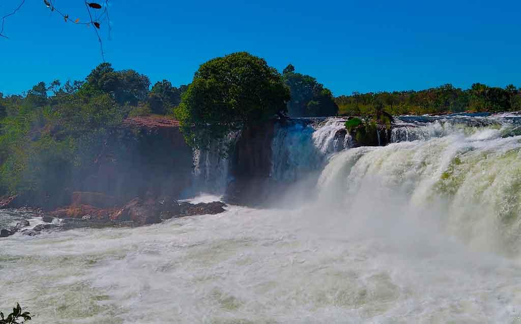 Mapa do Jalapão: Cachoeira da Velha