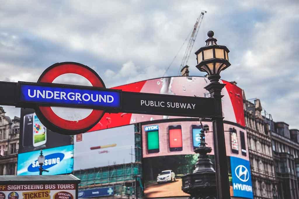 Metrô de Londres: história