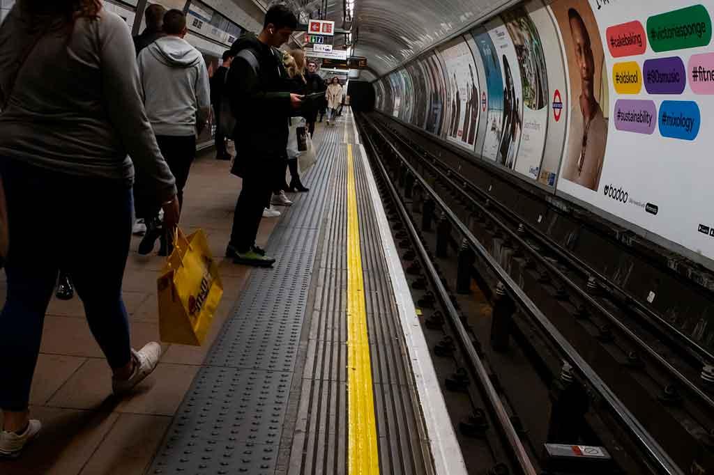 Quanto custa o Metrô de Londres