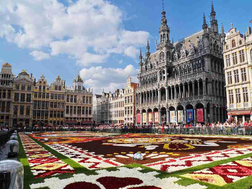 O que fazer em Bruxelas: