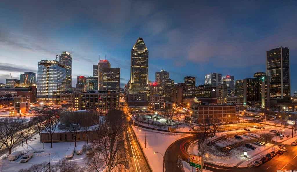 principais cidades do canada montreal
