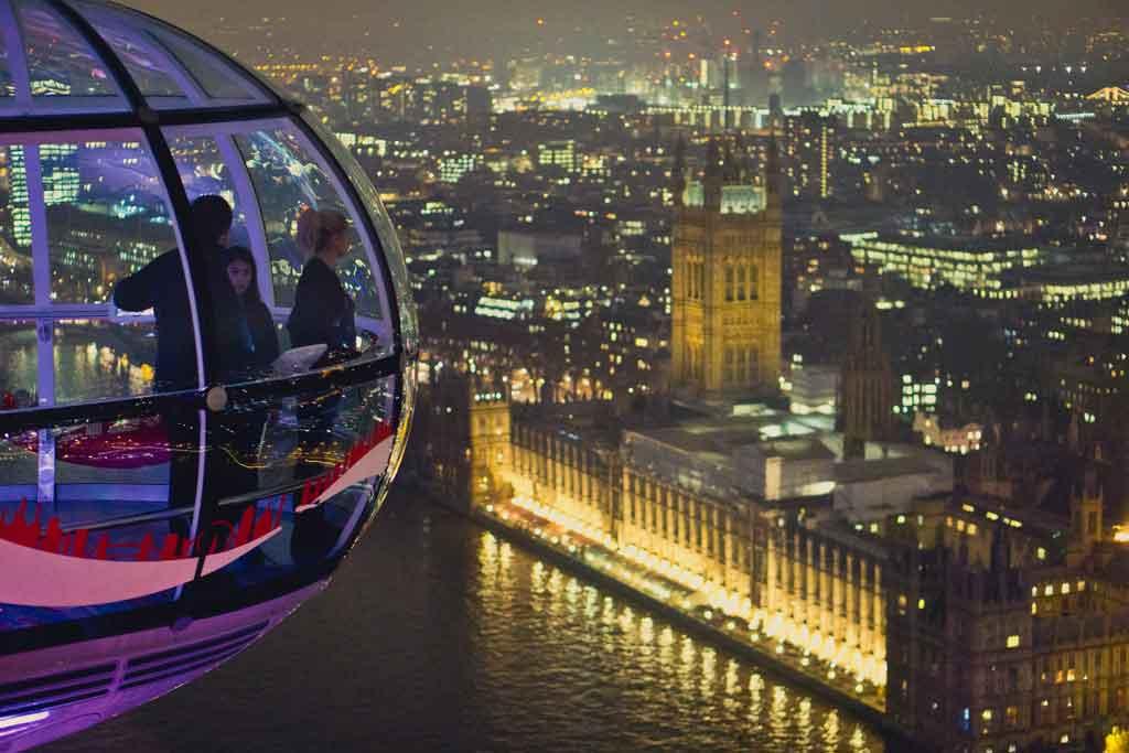 Roda gigante de Londres quanto custa