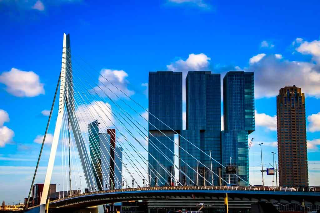 Rotterdam Como ir