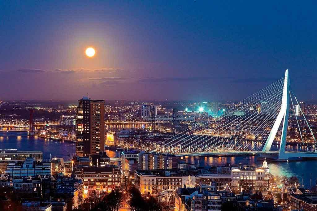 Rotterdam Euromast