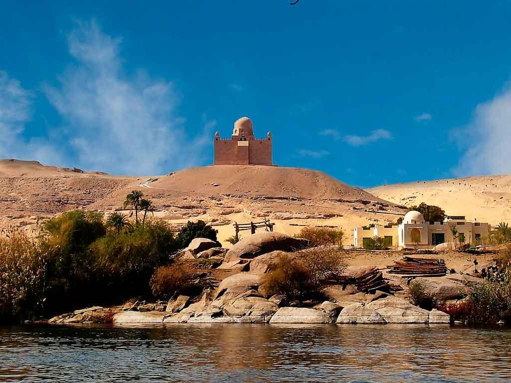 viagem para o egito aswan