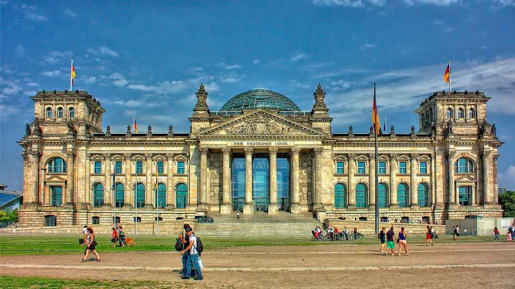 Cidades da Europa Berlim