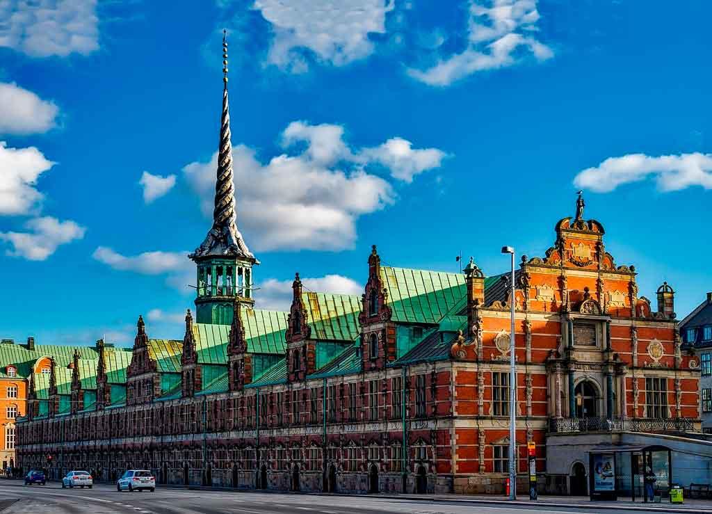 Cidades da Europa Copenhagem