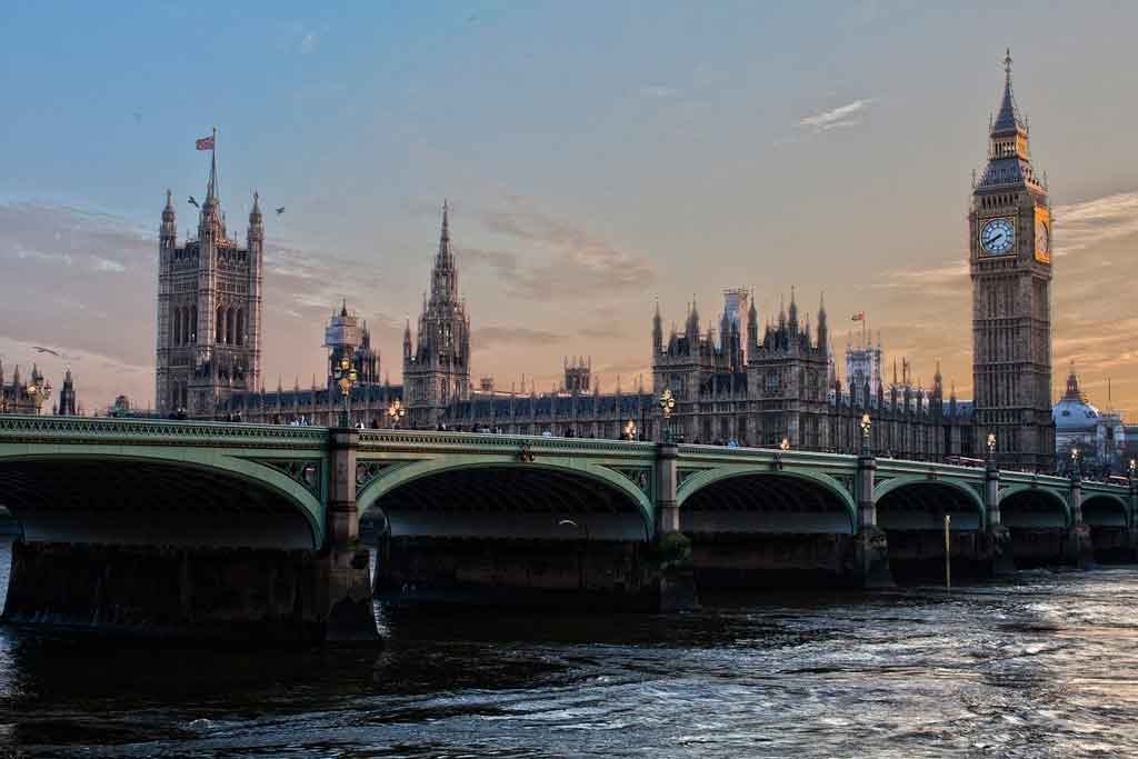 cidades da Europa Londres