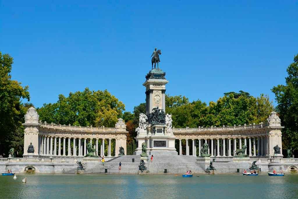 Cidades da Europa Madri