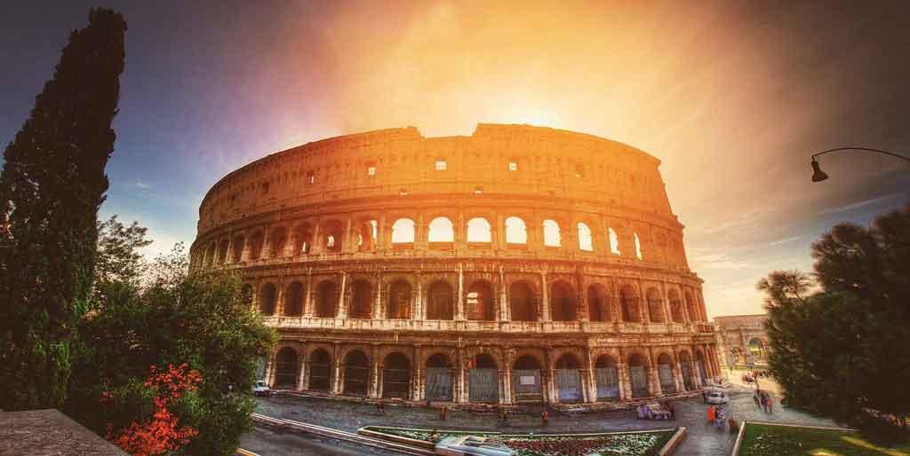 Cidades da Europa Roma