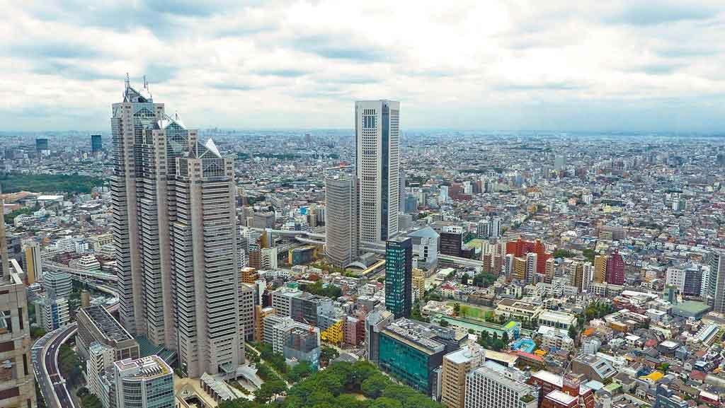 Cidades do Japão cidades mais importantes