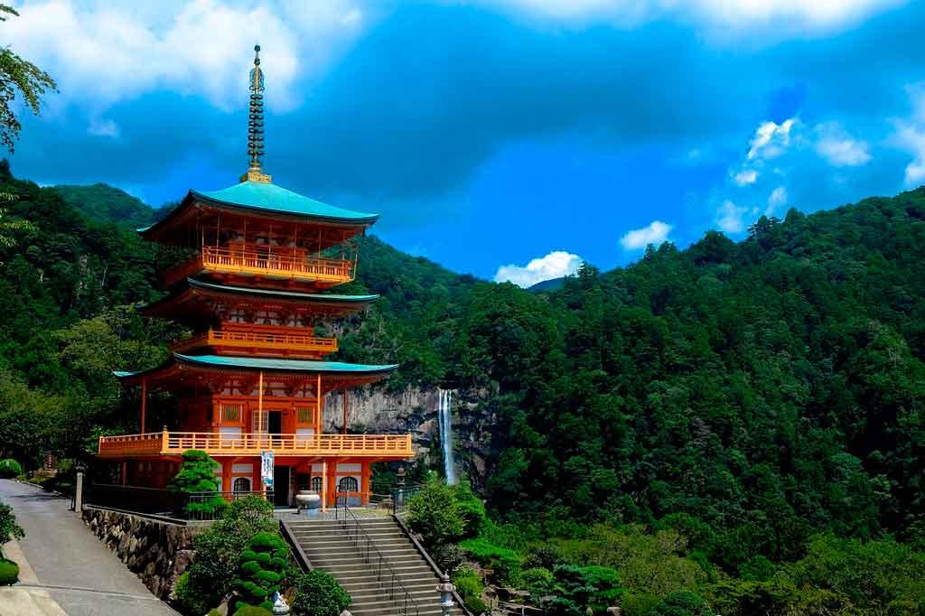 Cidade do Japão capa