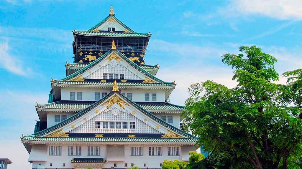 Cidades do Japão Osaka