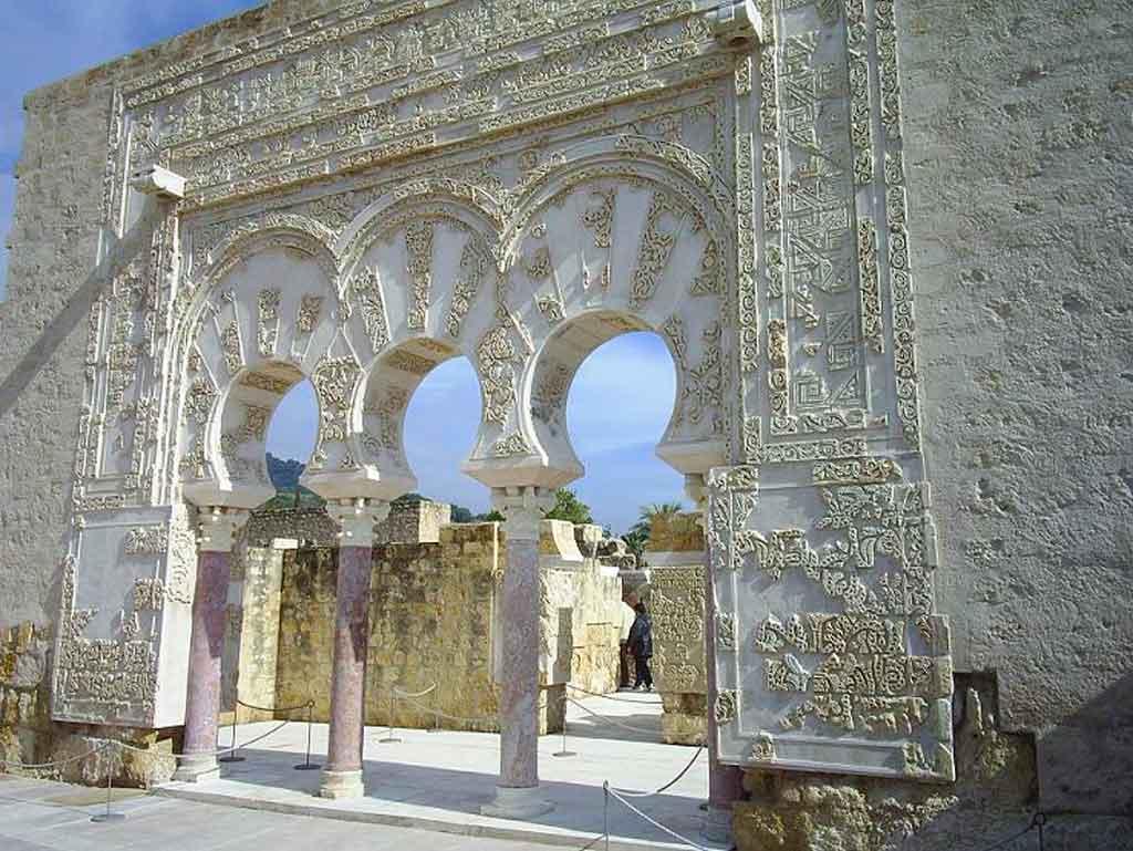Córdoba Espanha Medina Azhara