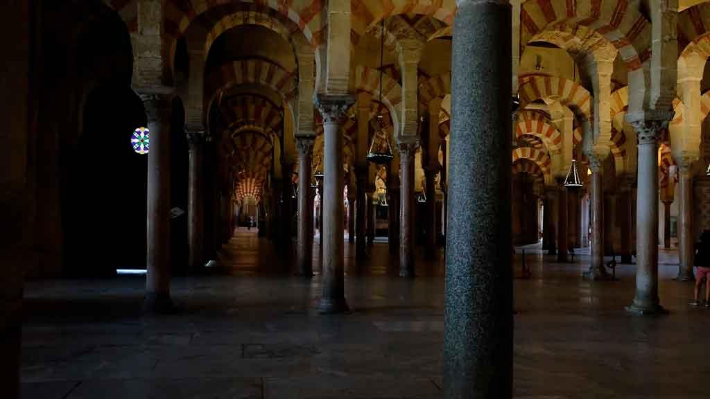Córdoba Espanha Mesquita catedral de córdoba
