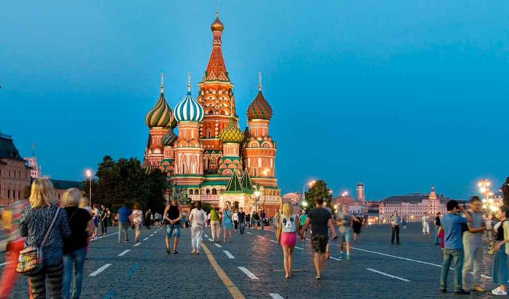 Europa Rússia
