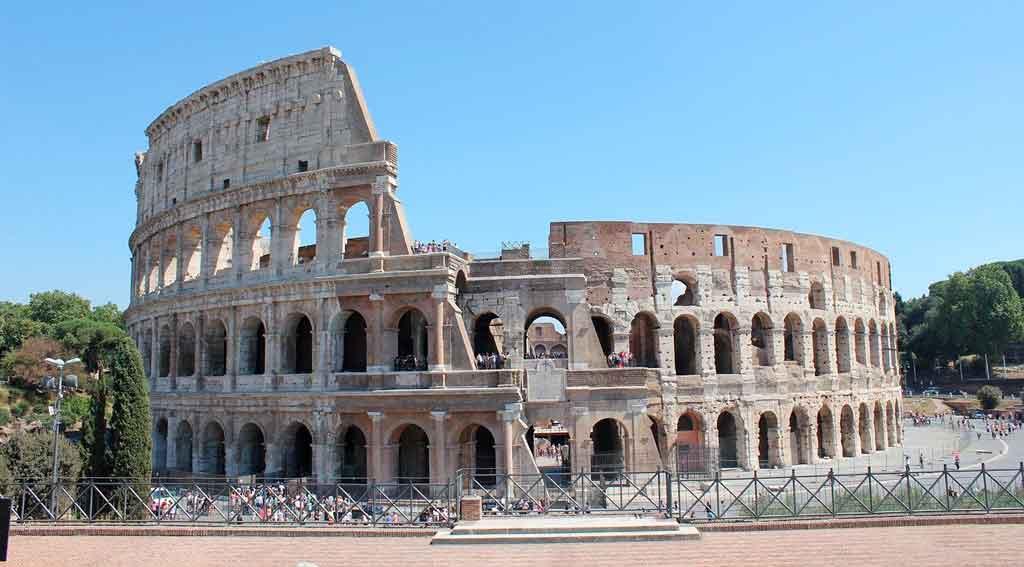 Passeios em Roma Coliseu
