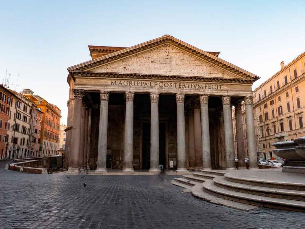 Passeios em Roma Panteão