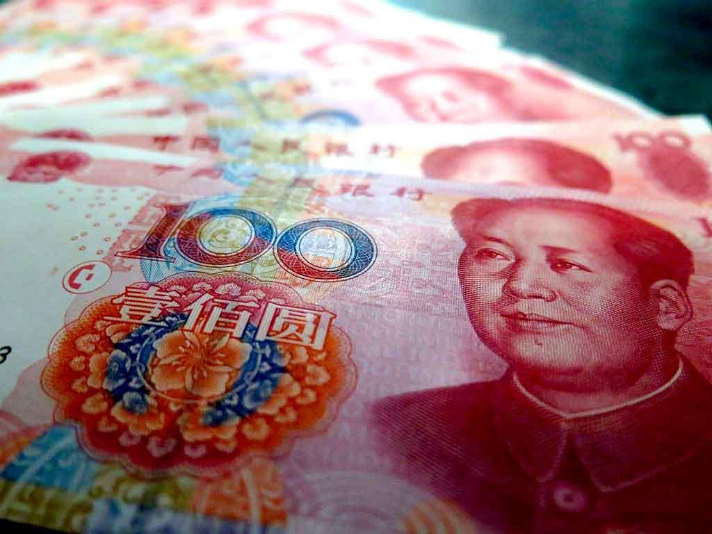 Seguro viagem China Moeda
