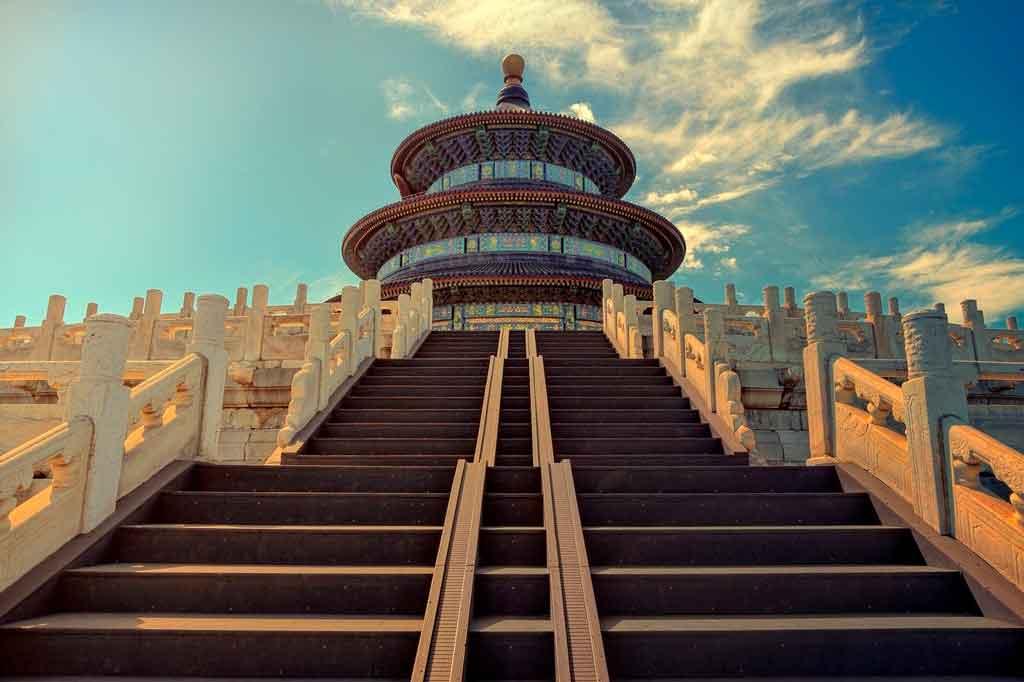 Seguro viagem China