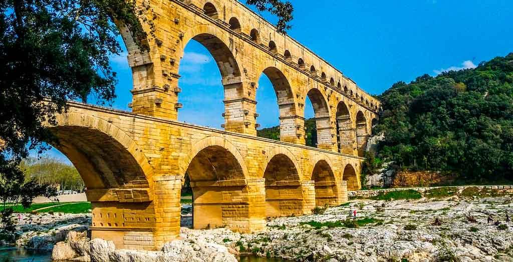 Sul da França Arles