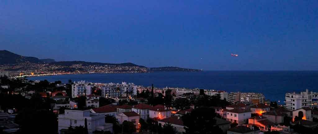 Sul da França Nice