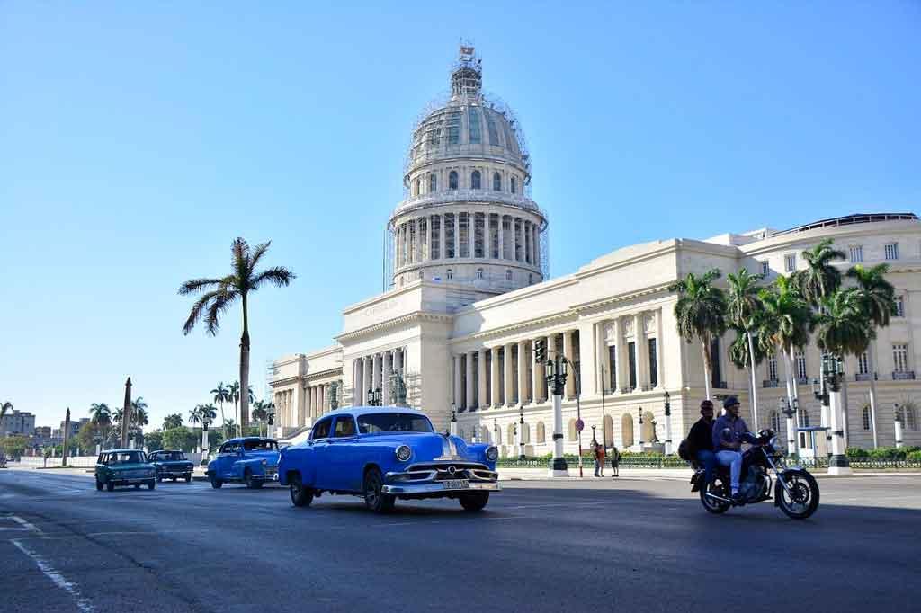 Turimso em Cuba Capitólio