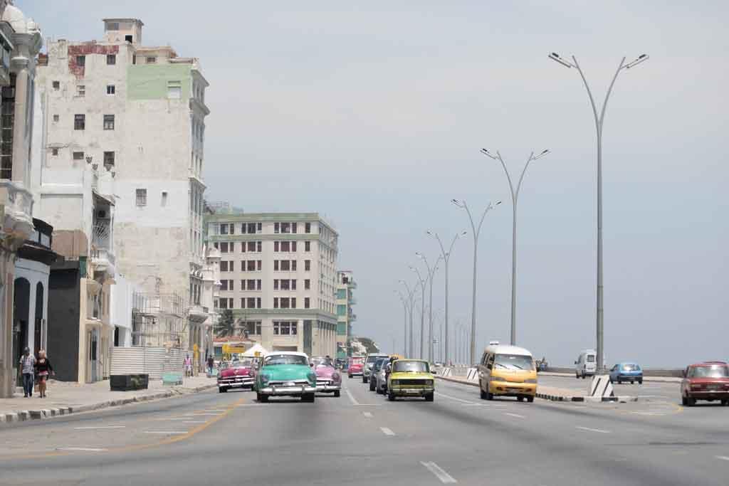 Turismo em Cuba Habana Vieja