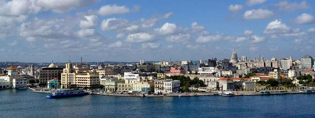 Turismo em Cuba onde fica